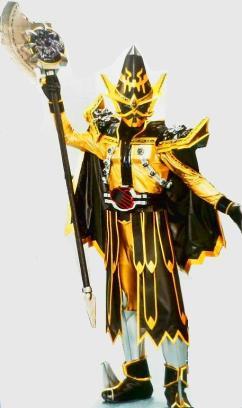 Kamen Rider Wizard Golden Wizard