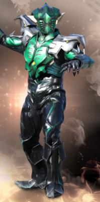 Kamen Rider Wizard Gremlin