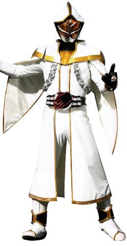 Kamen Rider Wizard White Wizard