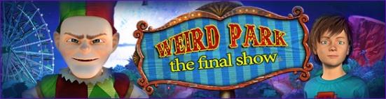 Weird Park Final Show Logo