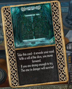 Surface - Game of Gods - Card
