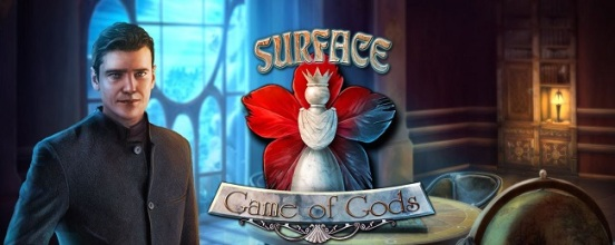 Surface - Game of Gods - Logo