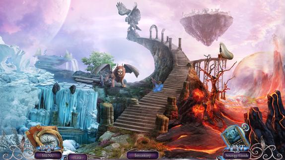 Surface - Game of Gods - Scene 4